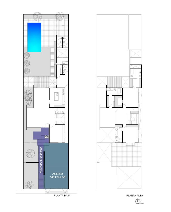 Casa Emiliano - Punto Arquitectónico